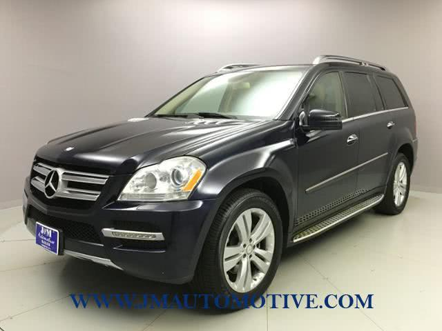 Used 2012 Mercedes-benz Gl-class in Naugatuck, Connecticut | J&M Automotive Sls&Svc LLC. Naugatuck, Connecticut