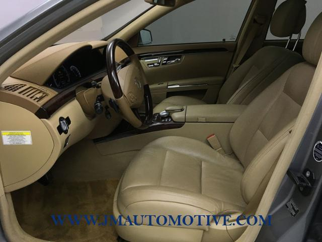 2010 Mercedes-benz S-class 4dr Sdn S 550 4MATIC, available for sale in Naugatuck, Connecticut | J&M Automotive Sls&Svc LLC. Naugatuck, Connecticut