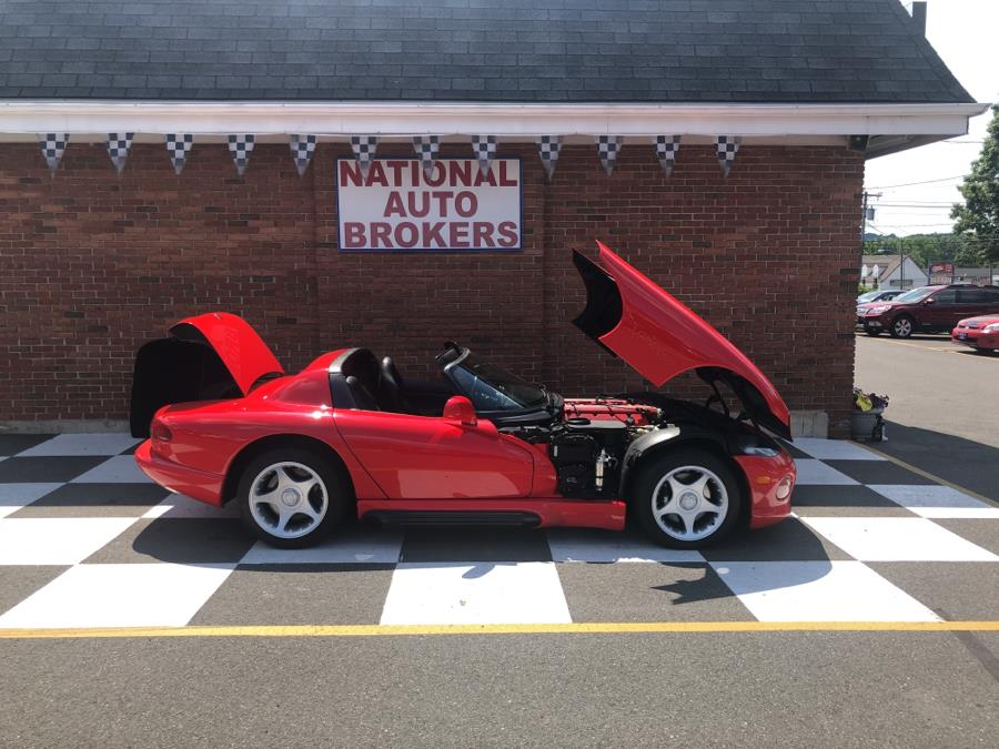 1994 Dodge Viper 2dr Open Sports Car, available for sale in Waterbury, Connecticut   National Auto Brokers, Inc.. Waterbury, Connecticut