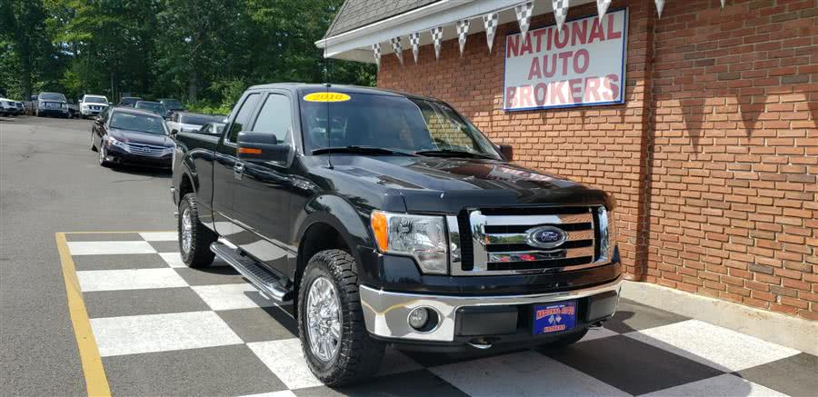 Used Ford F-150 4WD SuperCab  XLT 2010 | National Auto Brokers, Inc.. Waterbury, Connecticut