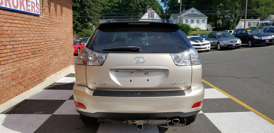 2006 Lexus RX 330 4dr SUV AWD, available for sale in Waterbury, Connecticut | National Auto Brokers, Inc.. Waterbury, Connecticut