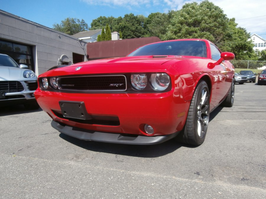 2009 Dodge Challenger 2dr Cpe SRT8, available for sale in Waterbury, Connecticut | Jim Juliani Motors. Waterbury, Connecticut