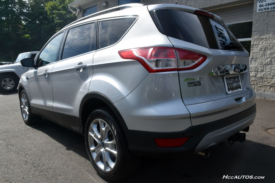 2013 Ford Escape 4WD 4dr SEL, available for sale in Waterbury, Connecticut | Highline Car Connection. Waterbury, Connecticut