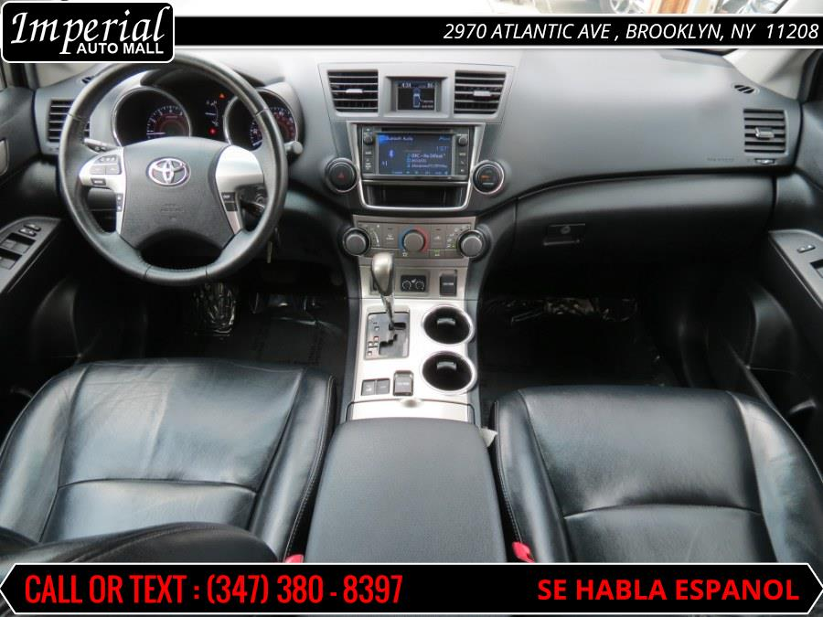 2013 Toyota Highlander 4WD 4dr V6 Plus (Natl), available for sale in Brooklyn, New York | Imperial Auto Mall. Brooklyn, New York