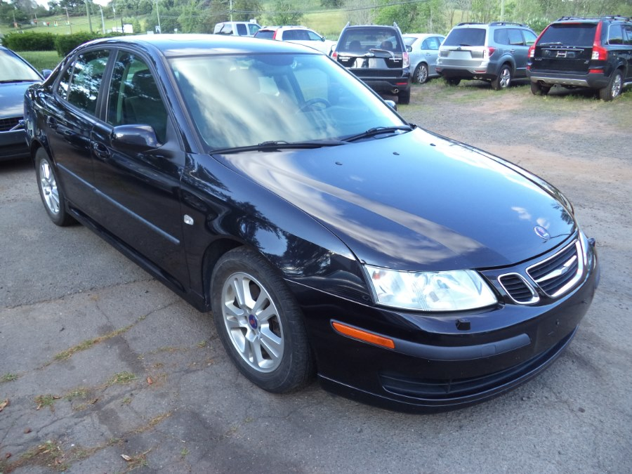 Used Saab 9-3 4dr Sport Sdn 2006 | International Motorcars llc. Berlin, Connecticut