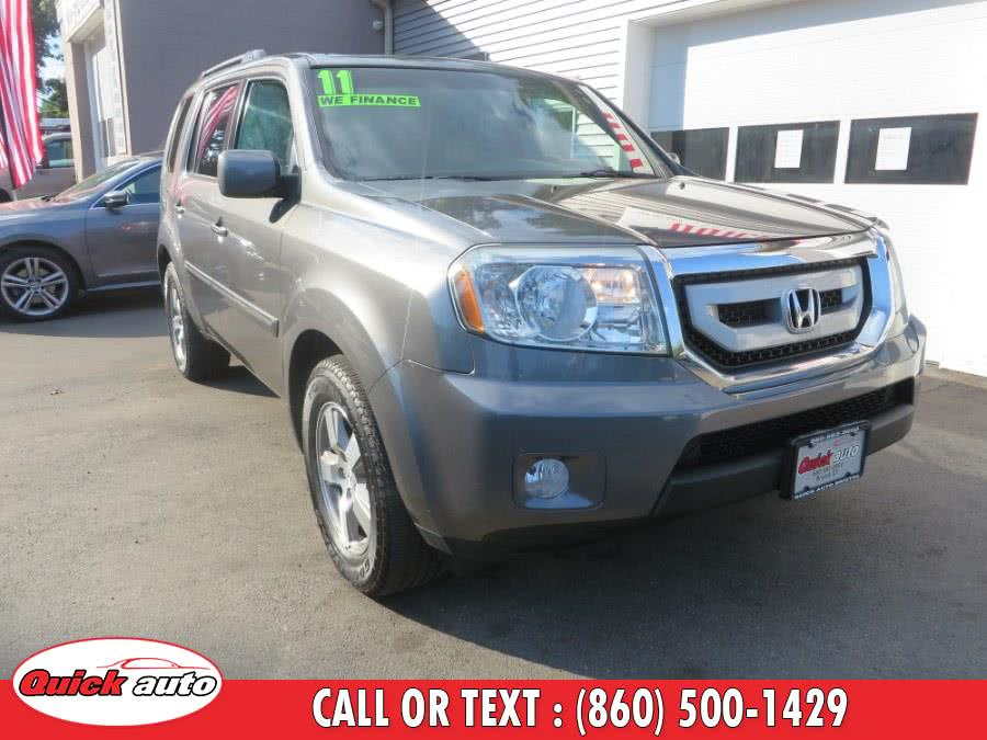 Used 2011 Honda Pilot in Bristol, Connecticut | Quick Auto LLC. Bristol, Connecticut