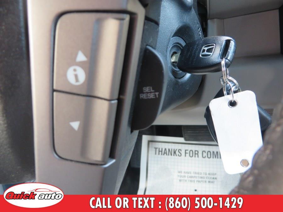 2011 Honda Pilot 4WD 4dr EX-L w/Navi, available for sale in Bristol, Connecticut   Quick Auto LLC. Bristol, Connecticut