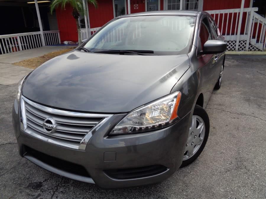 Used 2015 Nissan Sentra in Orlando, Florida | Rahib Motors. Orlando, Florida