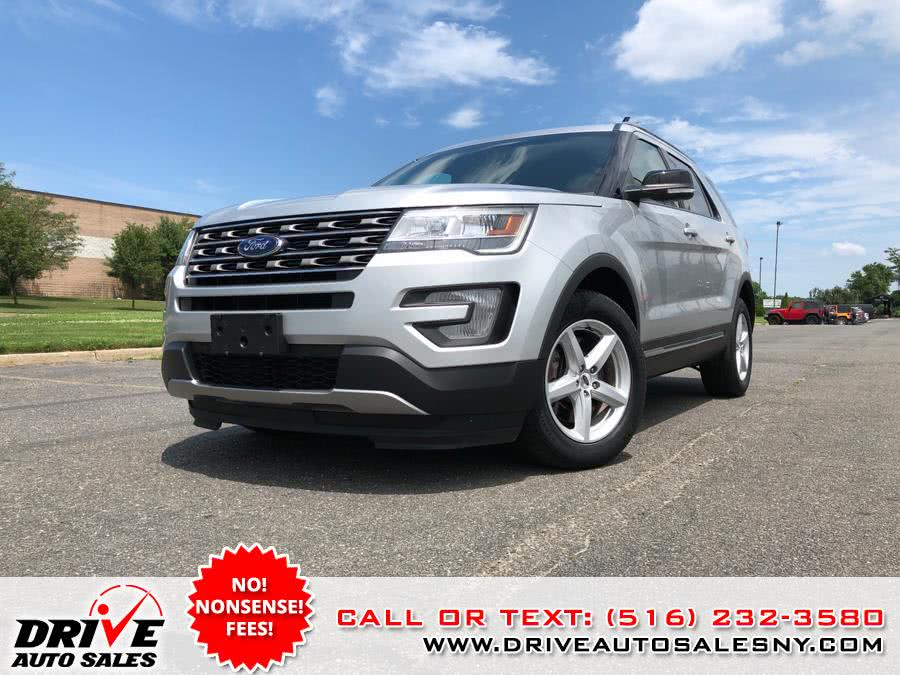 Used Ford Explorer 4WD 4dr XLT 2016 | Drive Auto Sales. Bayshore, New York