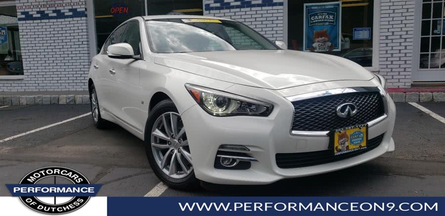 Used 2015 Infiniti Q50 in Wappingers Falls, New York | Performance Motorcars Inc. Wappingers Falls, New York