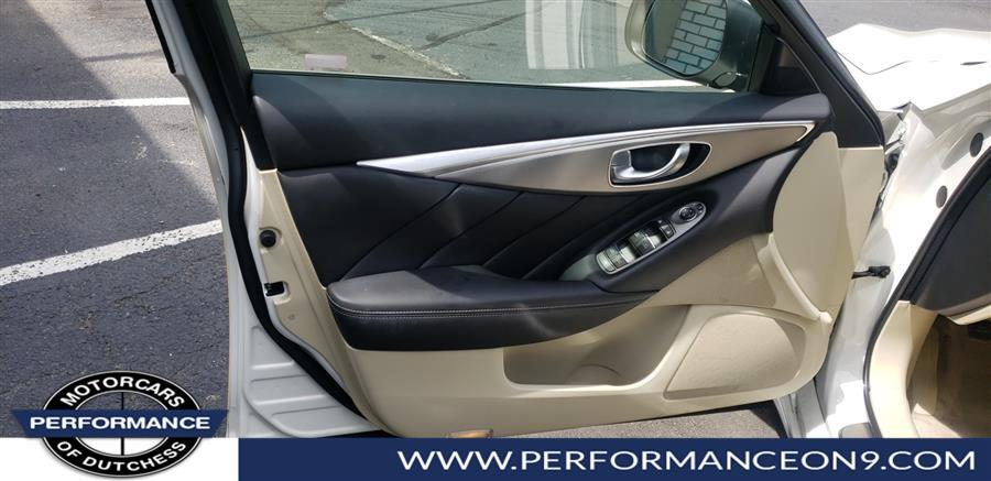 Used Infiniti Q50 4dr Sdn Premium AWD 2015 | Performance Motorcars Inc. Wappingers Falls, New York