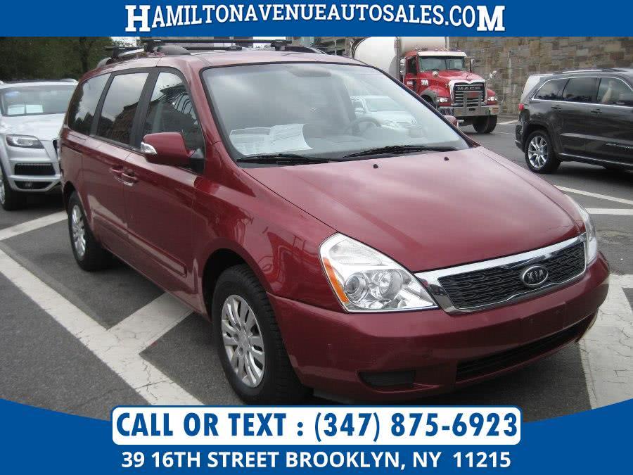 Used 2012 Kia Sedona in Brooklyn, New York | Hamilton Avenue Auto Sales DBA Nyautoauction.com. Brooklyn, New York