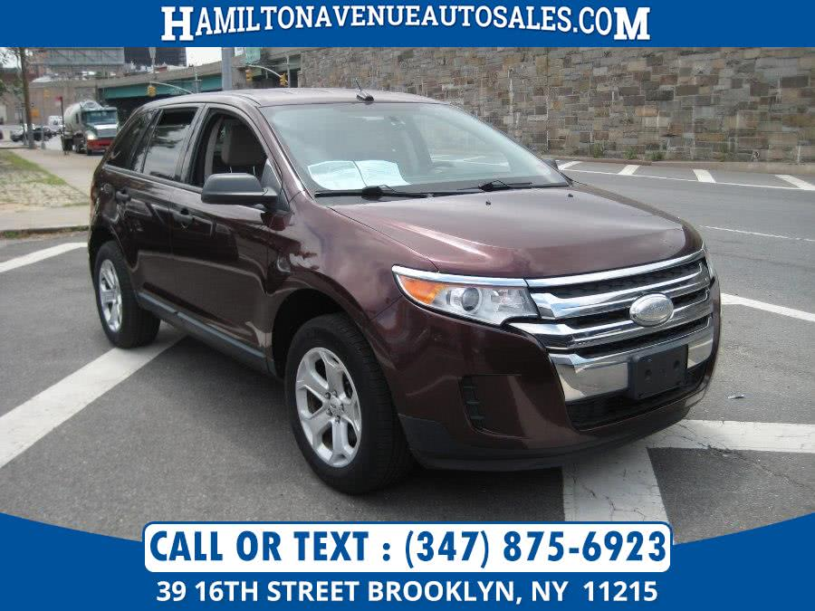 Used 2012 Ford Edge in Brooklyn, New York | Hamilton Avenue Auto Sales DBA Nyautoauction.com. Brooklyn, New York