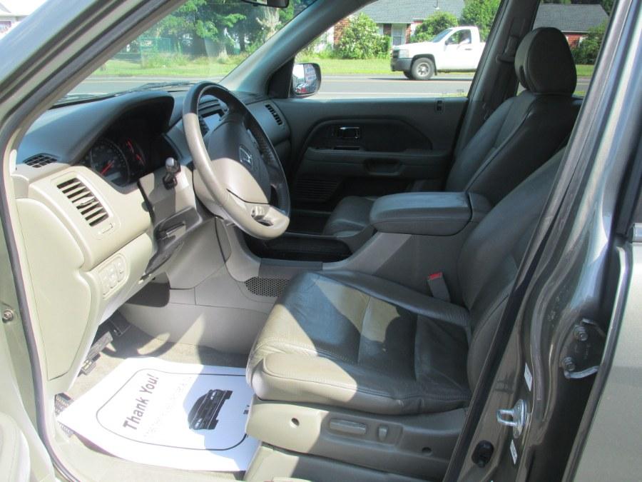 2007 Honda Pilot 4WD 4dr EX-L w/Navi, available for sale in Vernon , Connecticut | Auto Care Motors. Vernon , Connecticut