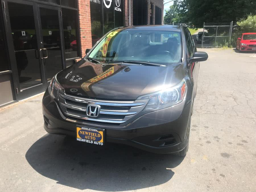 Used Honda CR-V AWD 5dr LX 2013 | Newfield Auto Sales. Middletown, Connecticut
