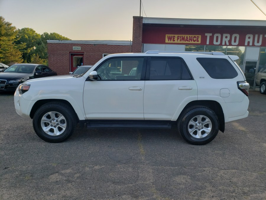 2017 Toyota 4Runner SR5 RWD, available for sale in East Windsor, Connecticut | Toro Auto. East Windsor, Connecticut