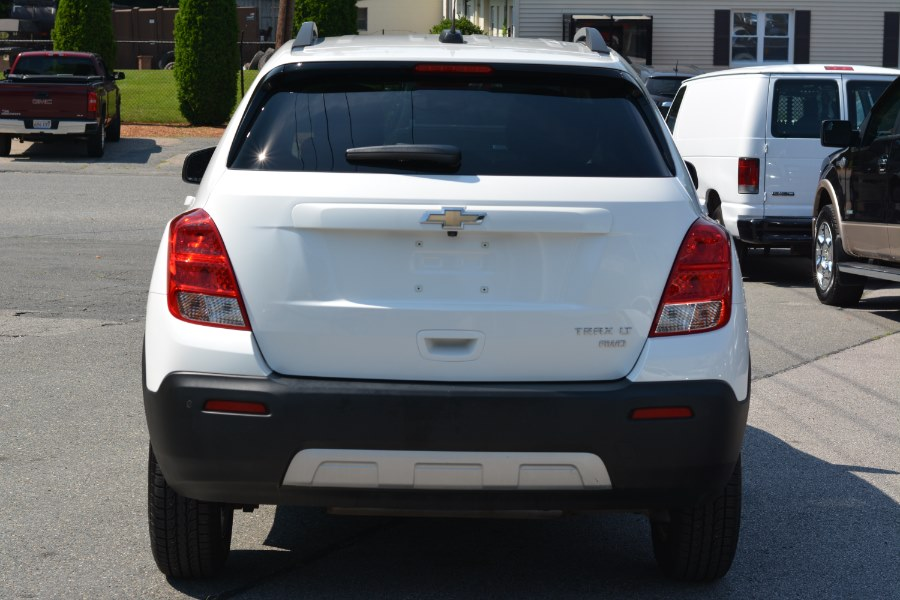2016 Chevrolet Trax AWD 4dr LT, available for sale in Ashland , Massachusetts | New Beginning Auto Service Inc . Ashland , Massachusetts