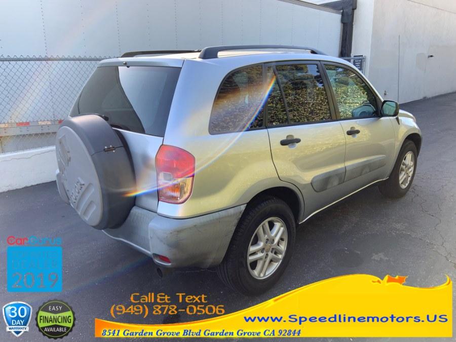 2001 Toyota RAV4 4dr Auto, available for sale in Garden Grove, California | Speedline Motors. Garden Grove, California