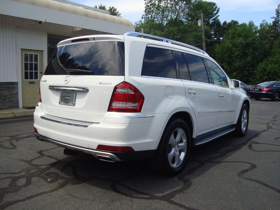 2011 Mercedes-Benz GL-Class 4MATIC 4dr GL450, available for sale in Manchester, Connecticut | Yara Motors. Manchester, Connecticut