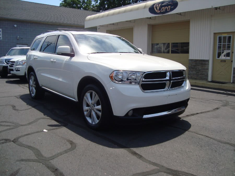 Used 2012 Dodge Durango in Manchester, Connecticut | Yara Motors. Manchester, Connecticut