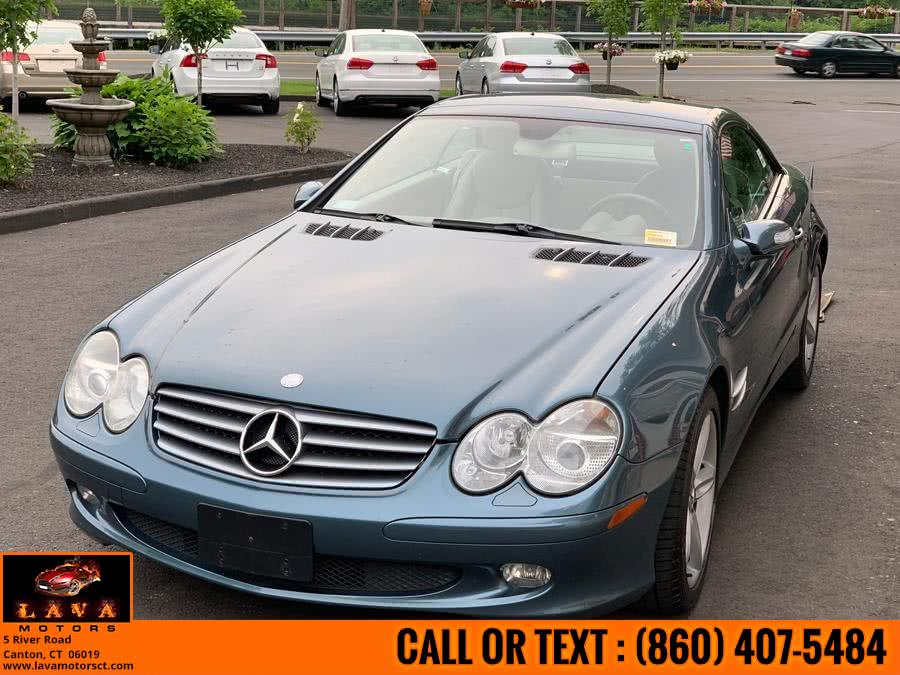 Used 2005 Mercedes-Benz SL-Class in Canton, Connecticut | Lava Motors. Canton, Connecticut