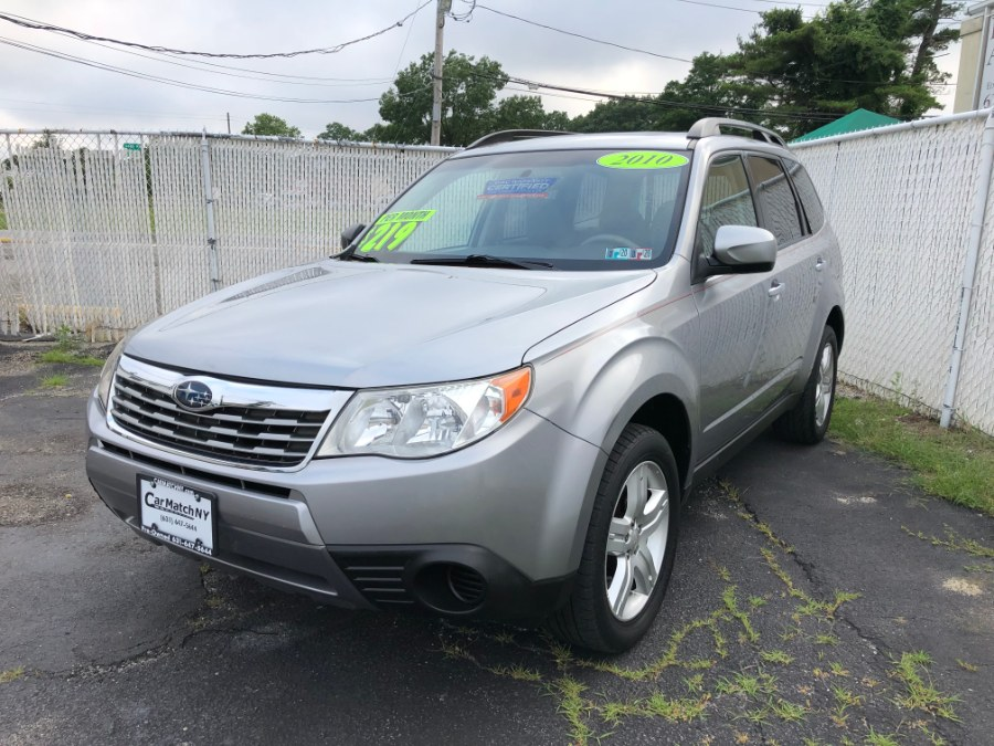 2010 Subaru Forester 4dr Auto 2.5X Premium, available for sale in Bayshore, New York | Carmatch NY. Bayshore, New York