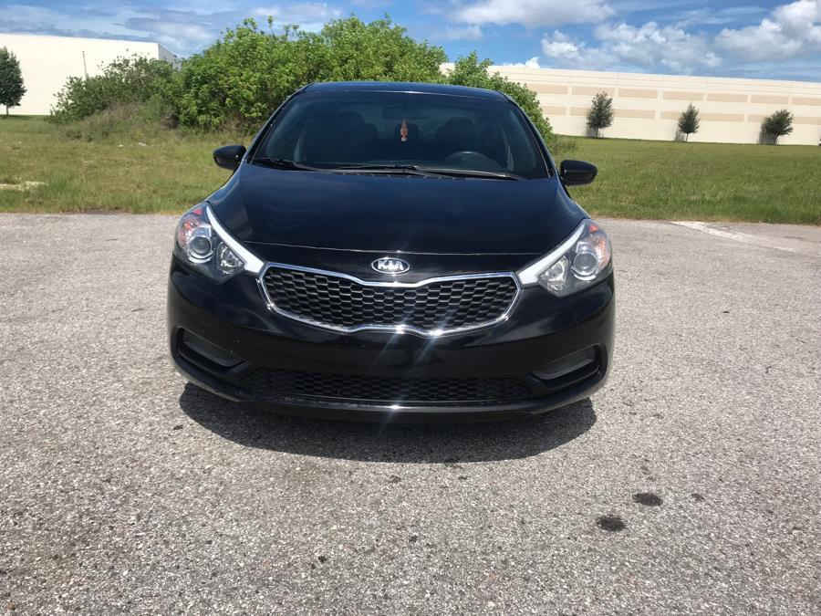 Used Kia Forte 4dr Sdn Auto LX 2015 | 2 Car Pros. Orlando, Florida