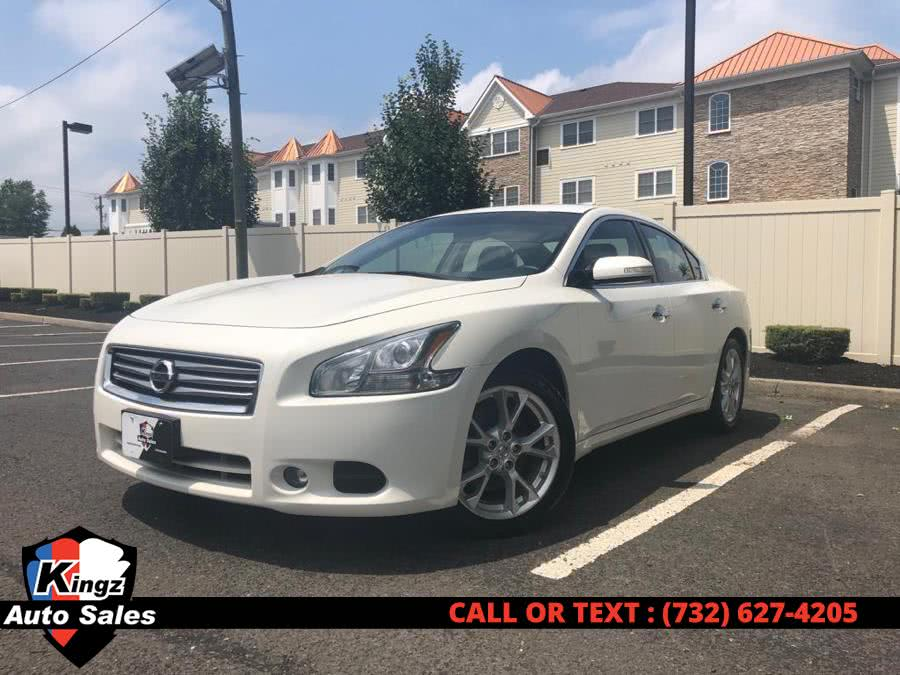 Used 2012 Nissan Maxima in Avenel, New Jersey | Kingz Auto Sales. Avenel, New Jersey