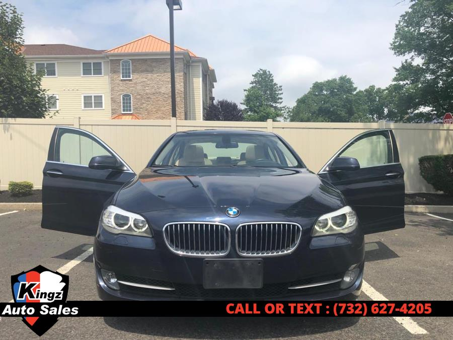 2012 BMW 5 Series 4dr Sdn 535i xDrive AWD, available for sale in Avenel, New Jersey   Kingz Auto Sales. Avenel, New Jersey
