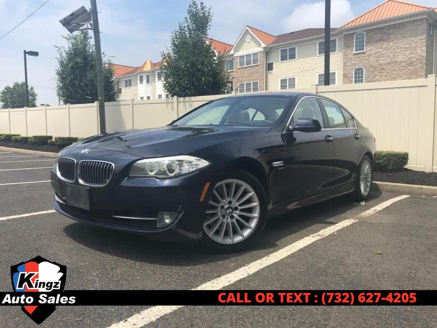 Used 2012 BMW 5 Series in Avenel, New Jersey | Kingz Auto Sales. Avenel, New Jersey