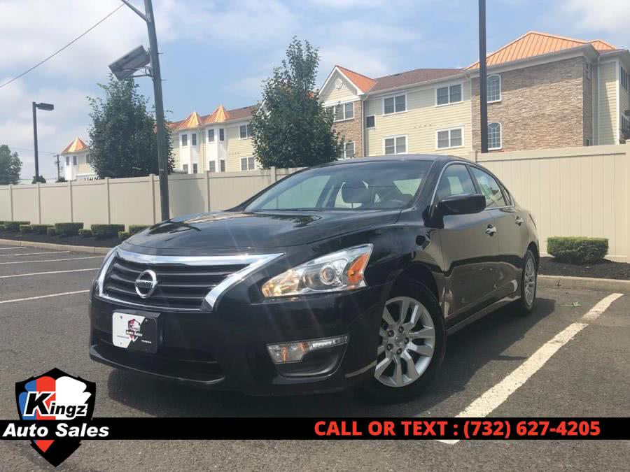 Used 2015 Nissan Altima in Avenel, New Jersey | Kingz Auto Sales. Avenel, New Jersey