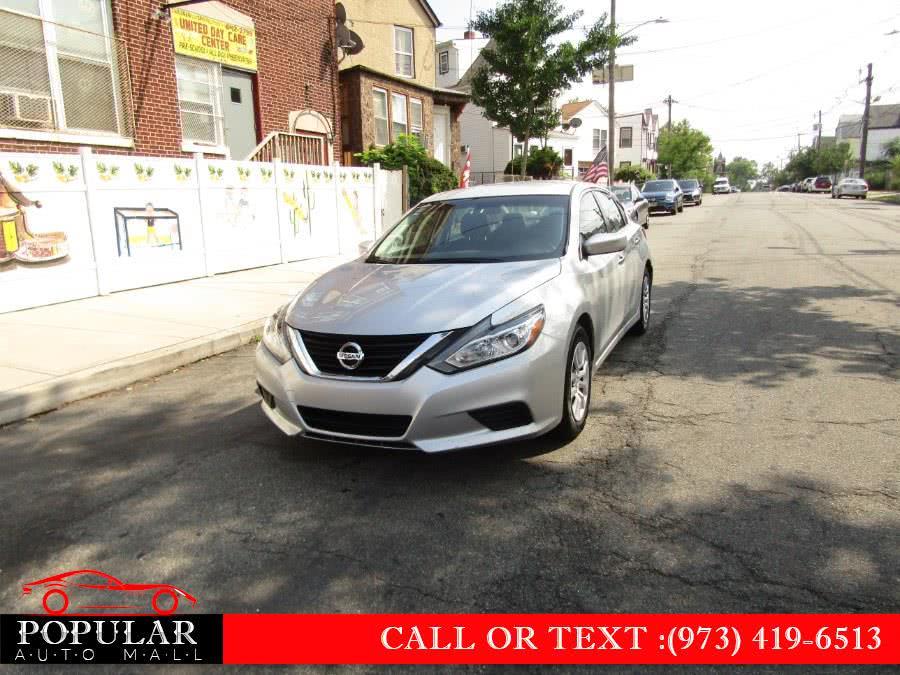 2018 Nissan Altima 2.5 SV Sedan, available for sale in Newark , NJ