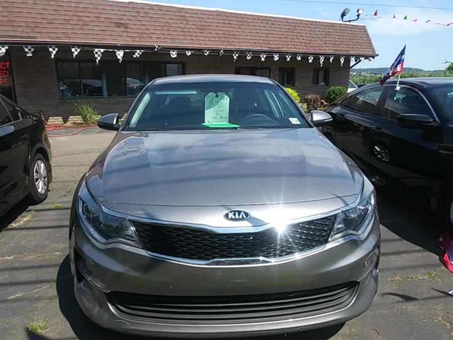 Used 2017 Kia Optima in Hamden, Connecticut | 5M Motor Corp. Hamden, Connecticut