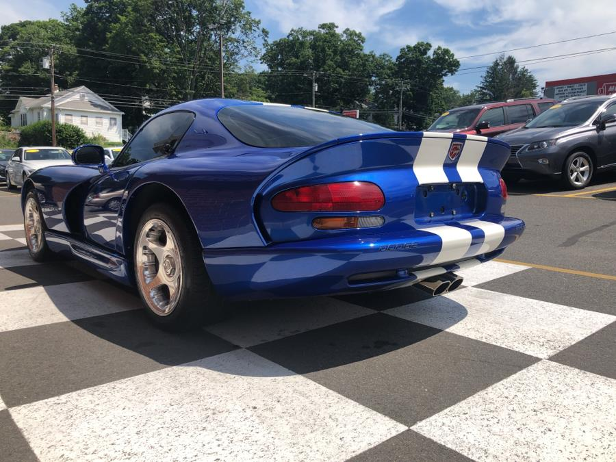 1997 Dodge Viper 2dr GTS Coupe, available for sale in Waterbury, Connecticut | National Auto Brokers, Inc.. Waterbury, Connecticut