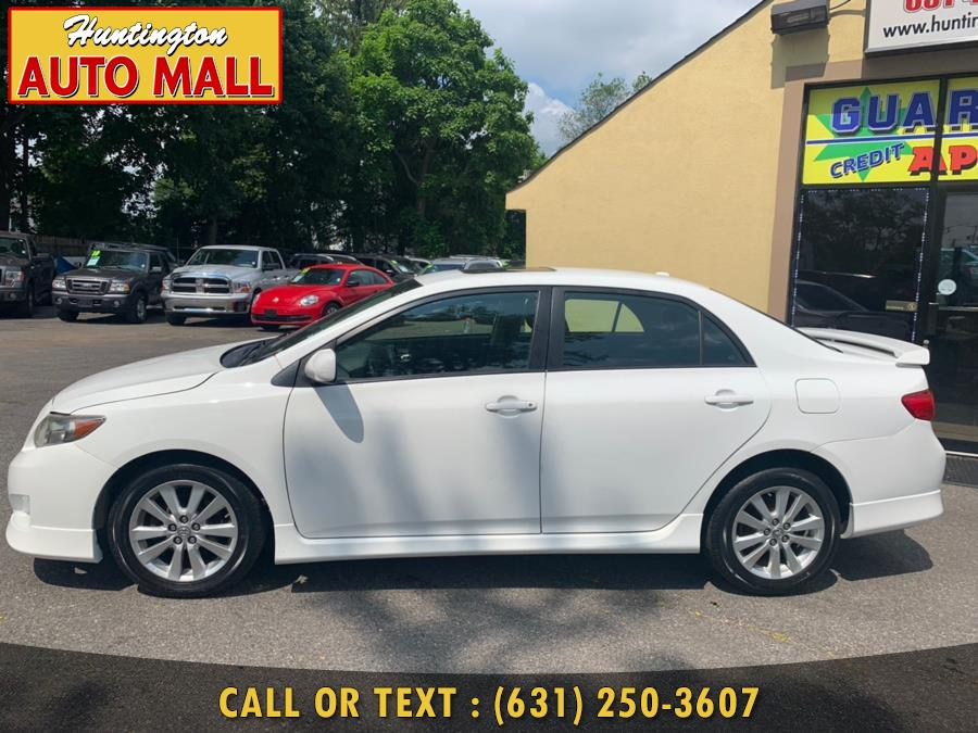 2009 Toyota Corolla 4dr Sdn Auto S (Natl), available for sale in Huntington Station, New York   Huntington Auto Mall. Huntington Station, New York
