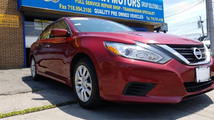 Used 2016 Nissan Altima in Bronx, New York | New York Motors Group Solutions LLC. Bronx, New York