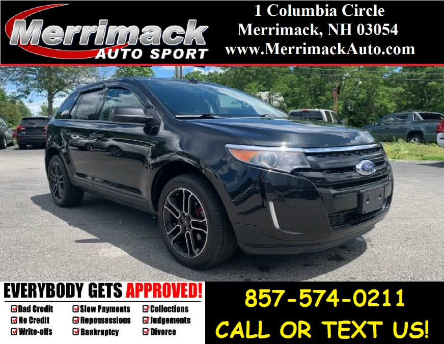 Used 2014 Ford Edge in Merrimack, New Hampshire | Merrimack Autosport. Merrimack, New Hampshire