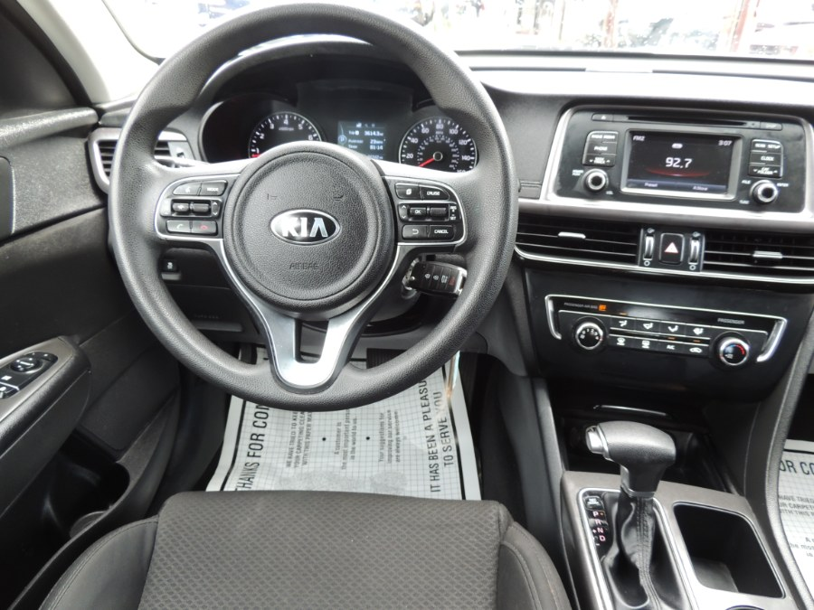 2016 Kia Optima 4dr Sdn LX, available for sale in Brooklyn, New York | Carsbuck Inc.. Brooklyn, New York