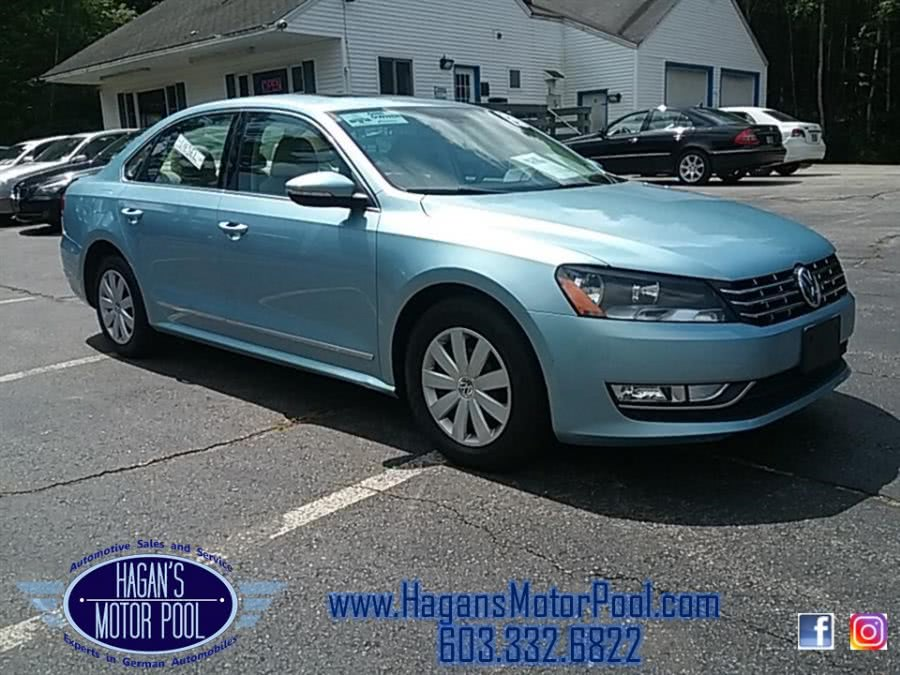 Used 2012 Volkswagen Passat in Rochester, New Hampshire | Hagan's Motor Pool. Rochester, New Hampshire