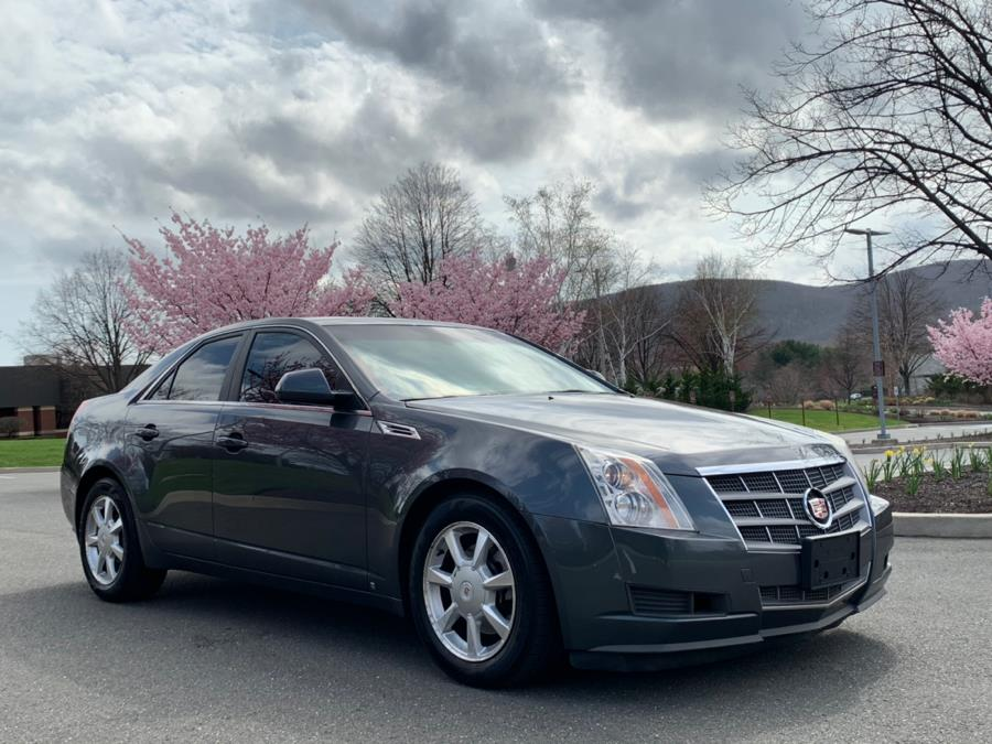 2009 Cadillac CTS 4dr Sdn AWD w/1SA, available for sale in Bristol , Connecticut   Riverside Auto Center LLC. Bristol , Connecticut
