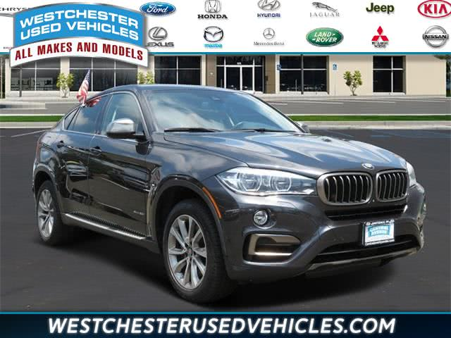 Used 2016 BMW X6 in White Plains, New York | Westchester Used Vehicles . White Plains, New York