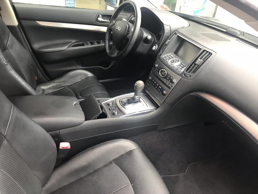 2010 Infiniti G37 Sedan 4dr x AWD, available for sale in Brooklyn, New York | NYC Automart Inc. Brooklyn, New York