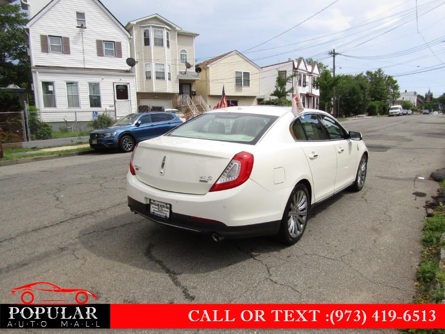 Used Lincoln MKS 4dr Sdn 3.7L AWD 2013 | Popular Auto Mall Inc . Newark , New Jersey