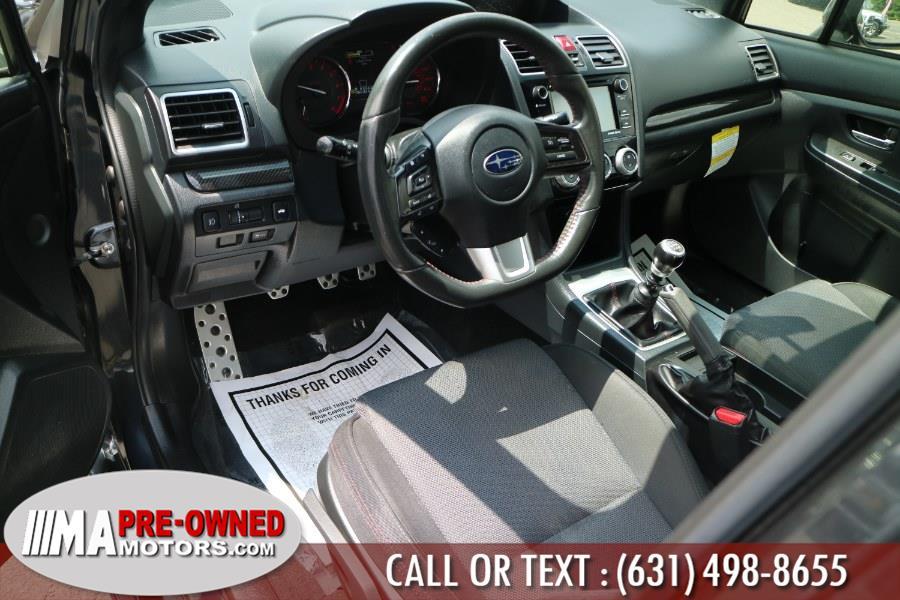 2016 Subaru WRX 4dr Sdn Man, available for sale in Huntington, New York | M & A Motors. Huntington, New York