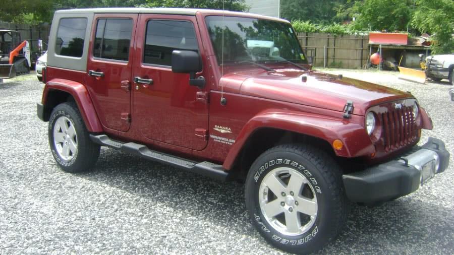 Used 2009 Jeep Wrangler Unlimited in West Babylon, New York | TSM Automotive Consultants Ltd.. West Babylon, New York