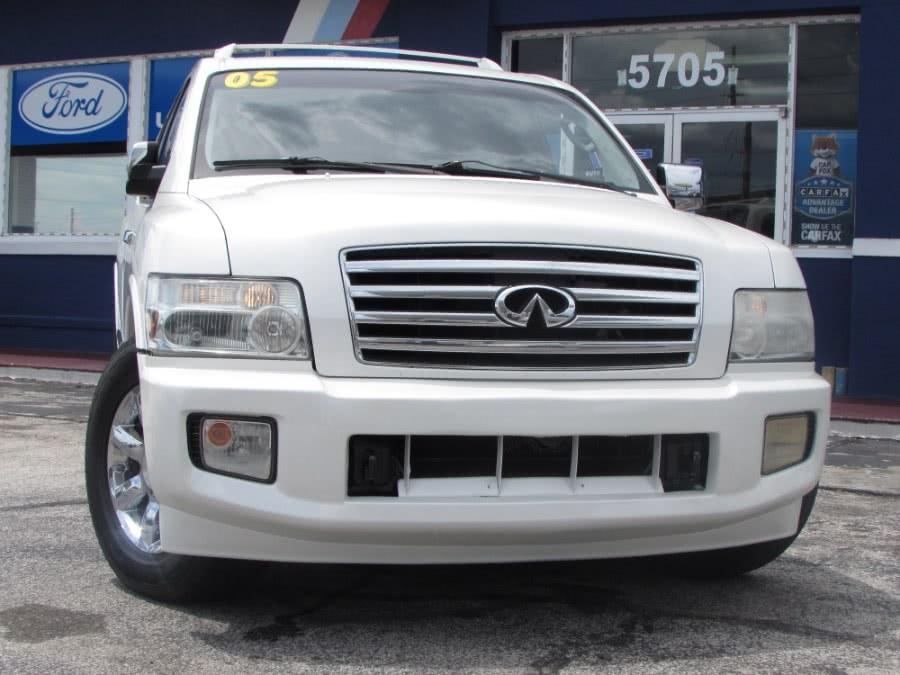 Used Infiniti QX56 4dr 2WD 2005 | VIP Auto Enterprise, Inc. Orlando, Florida