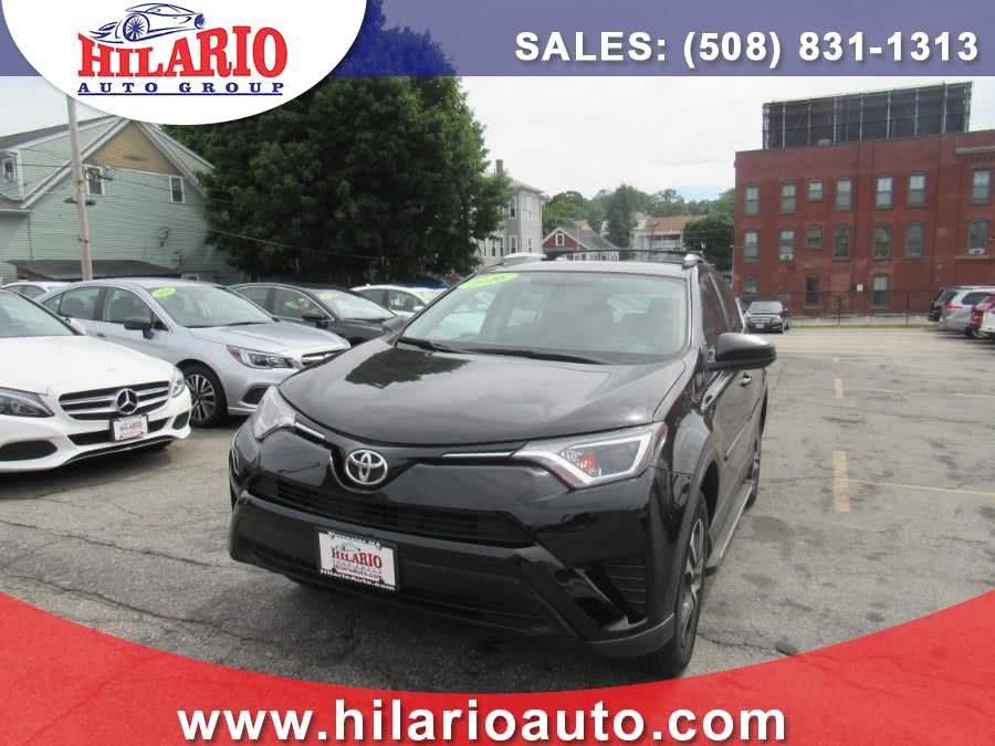 Used 2016 Toyota RAV4 in Worcester, Massachusetts | Hilario's Auto Sales Inc.. Worcester, Massachusetts