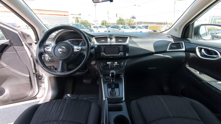 2018 Nissan Sentra SV CVT, available for sale in Medford, Massachusetts   Inman Motors Sales. Medford, Massachusetts