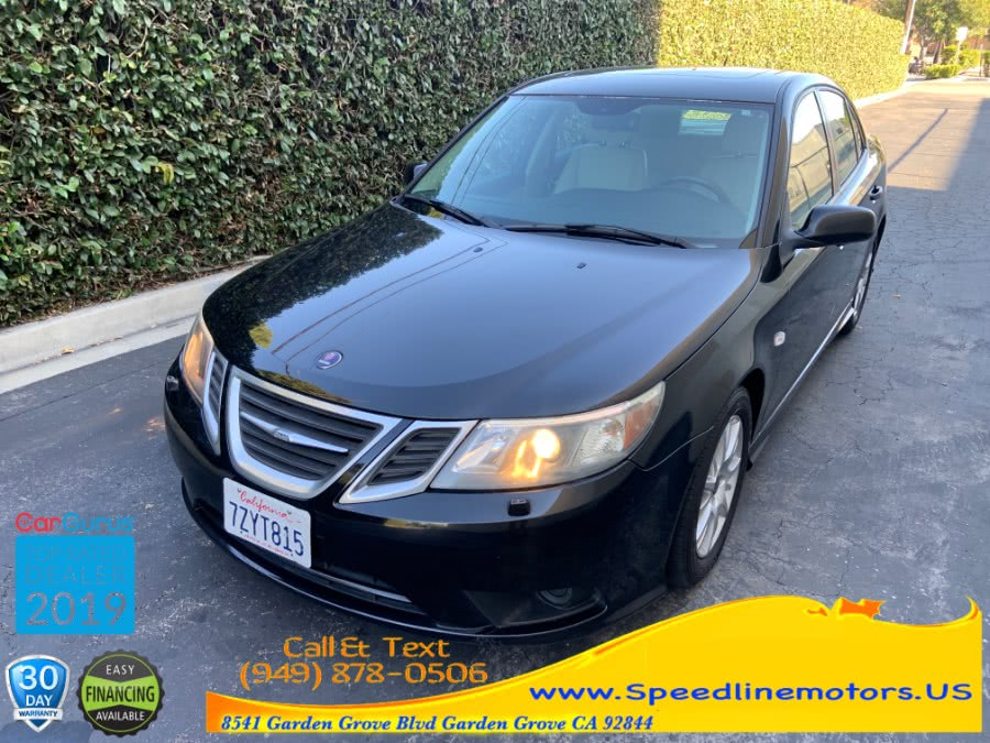 2008 Saab 9-3 4dr Sdn, available for sale in Garden Grove, California | Speedline Motors. Garden Grove, California