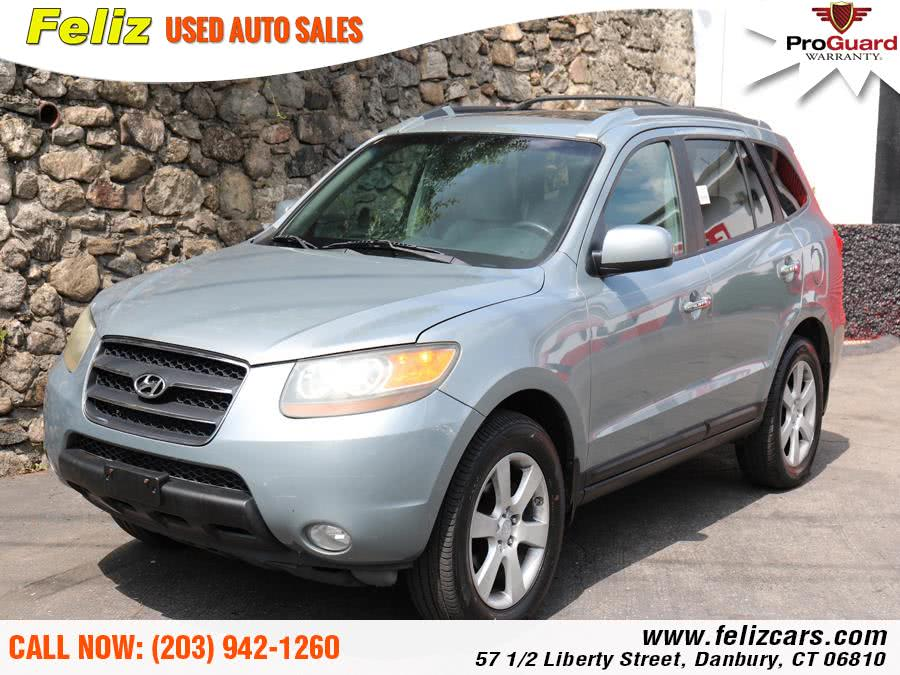 Used 2007 Hyundai Santa Fe in Danbury, Connecticut | Feliz Used Auto Sales. Danbury, Connecticut